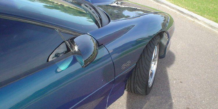 8mpg - 1997 Chevrolet Camaro